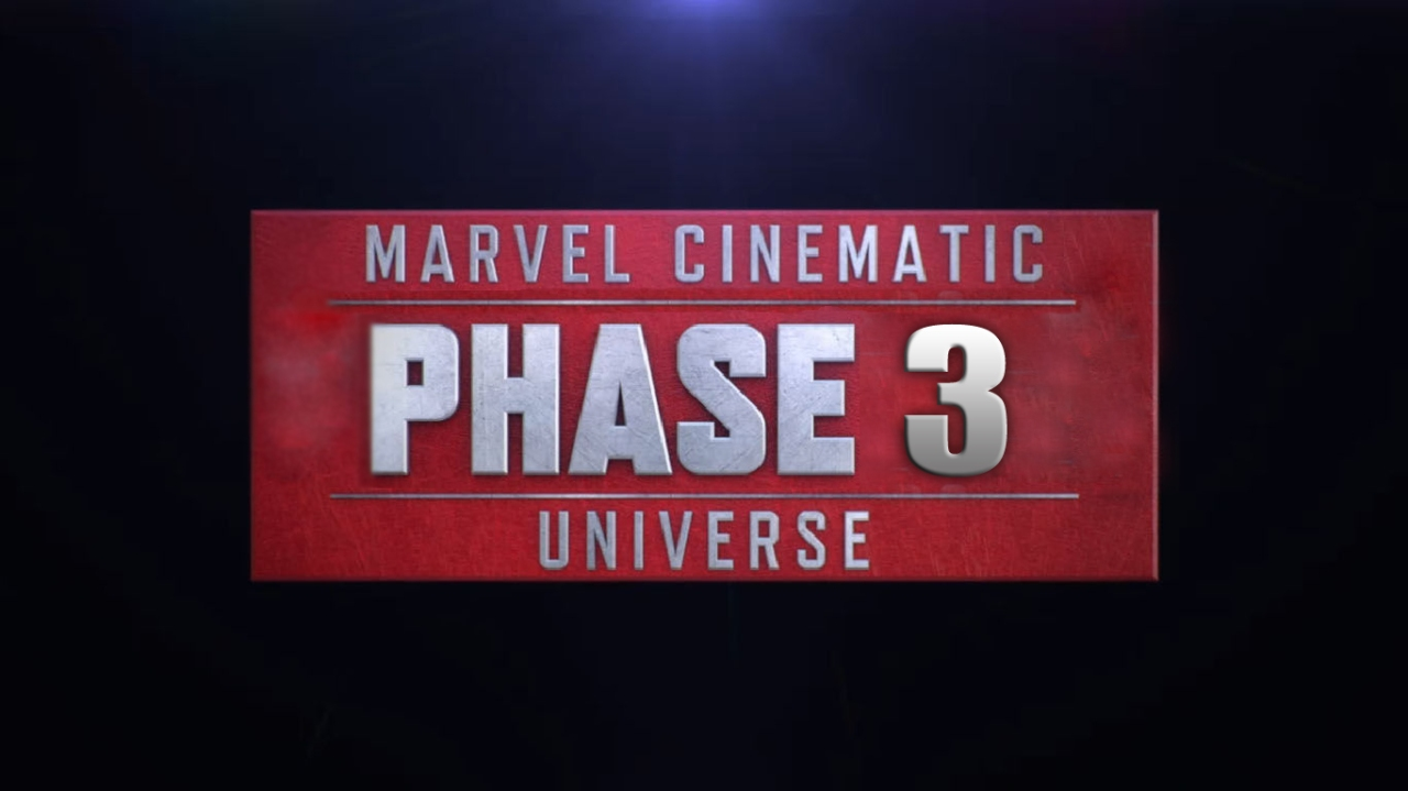 Marvel Reveals Phase 3 Movies [UPDATED]