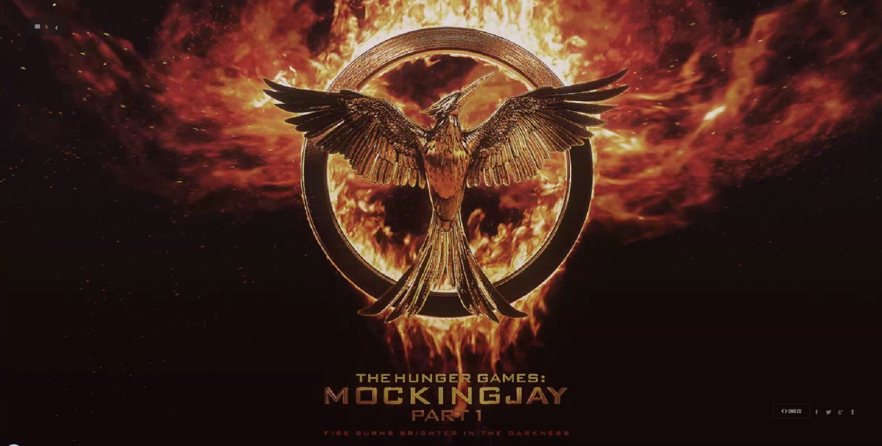 'The Hunger Games: Mockingly Part 1' Review