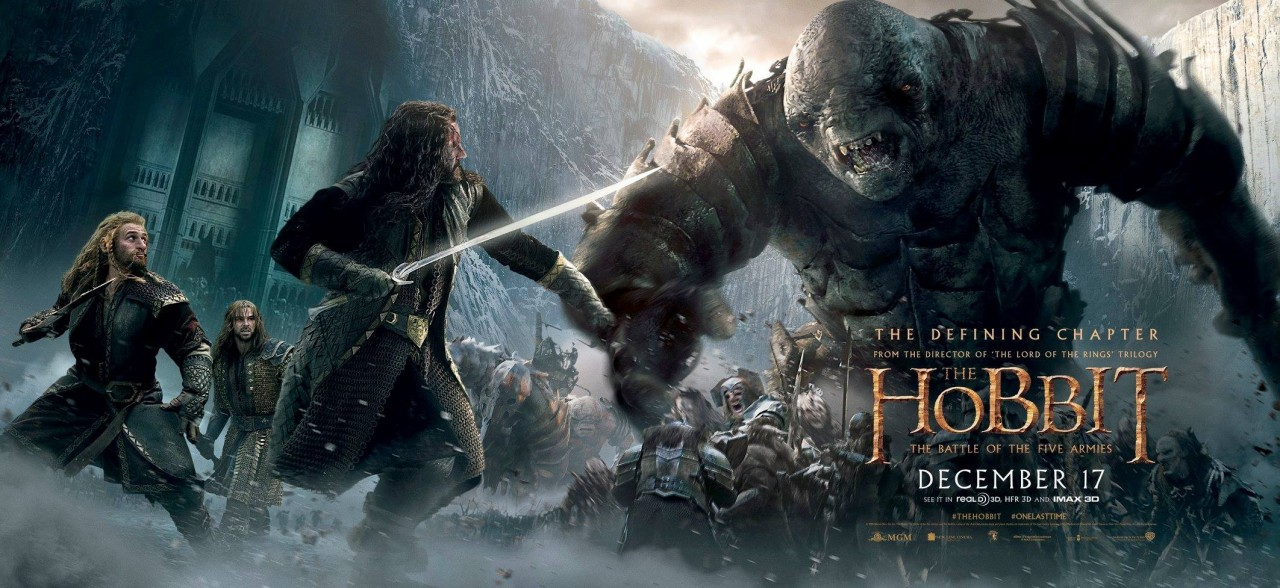 'The Hobbit: The Battle of the Five Armies' Review