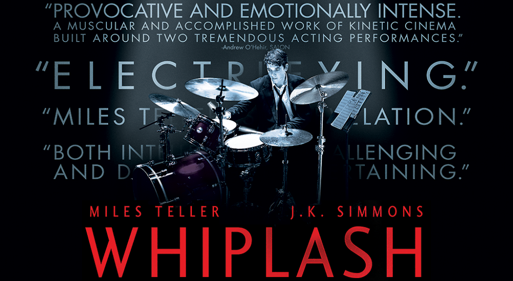 'Whiplash' Review