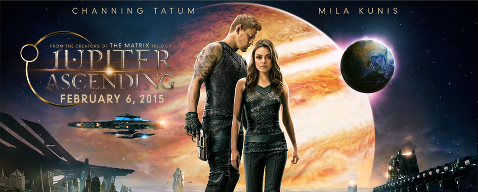 'Jupiter Ascending' Review