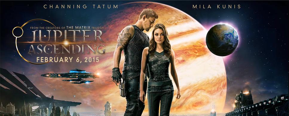 'Jupiter Ascending' Review