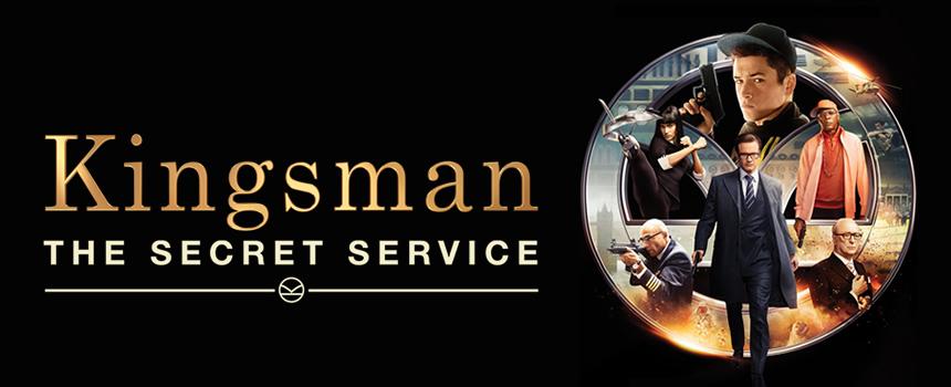'Kingsman: The Secret Service'Review