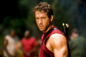 Ryan Reynolds as Deadpool in 'X-Men Origins: Wolverine.'