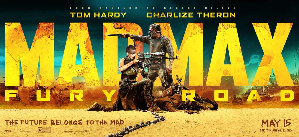 'Mad Max: Fury Road' Review