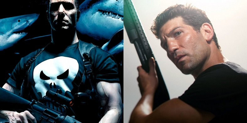 """The Punisher"" to Appear in 'Daredevil: Season 2'"