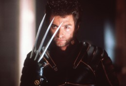 Hugh Jackman's first appearance as Wolverine in 2000.
