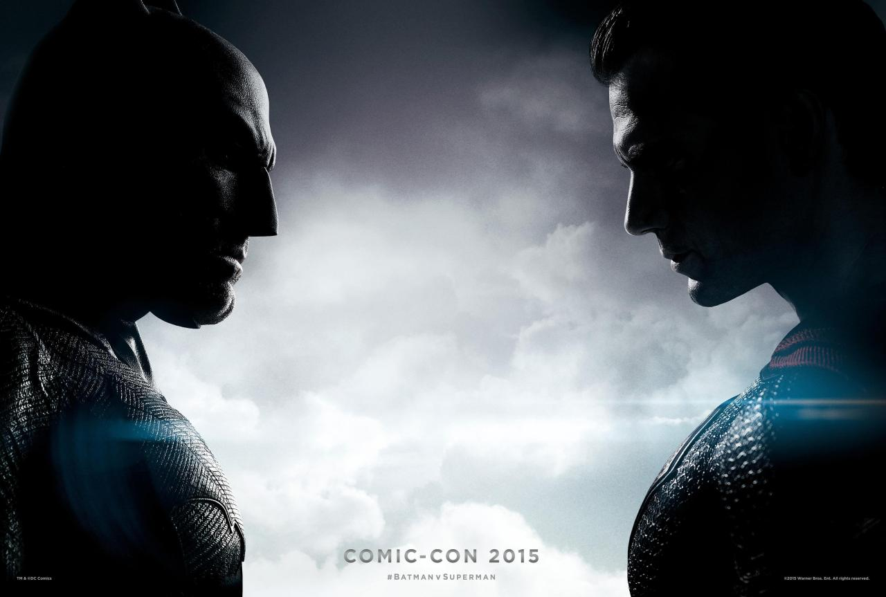 'Batman v Superman' Comic-Con Trailer Breakdown
