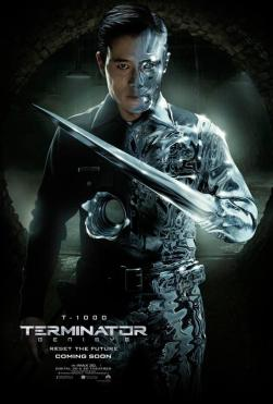 The T-1000 is easily the coolest part of this movie.