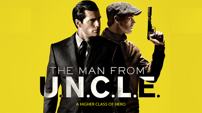 'The Man from U.N.C.L.E.' Review