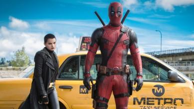 Deadpool opens February 12, 2016.