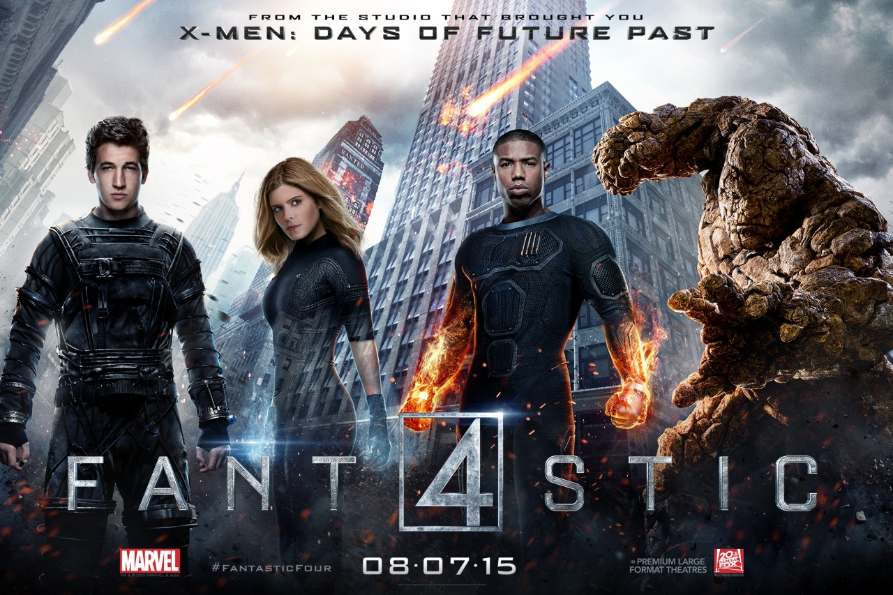 'Fantastic Four' Review