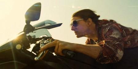 Tom Cruise returns as Ethan Hunt.
