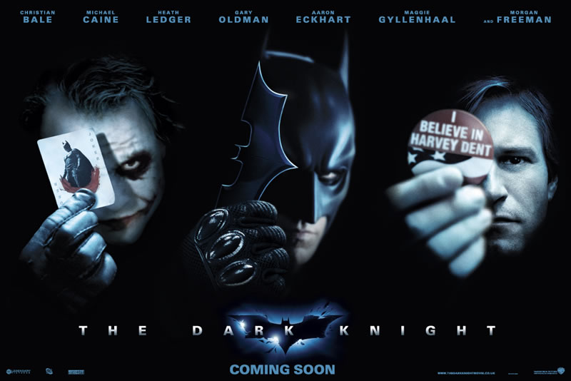 One Year of A New Dish: 'The Dark Knight' Review