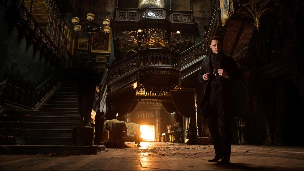 Tom Hiddleston in 'Crimson Peak.'