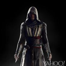"Michael Fassbender as Aguilar in ""Assassin's Creed'."