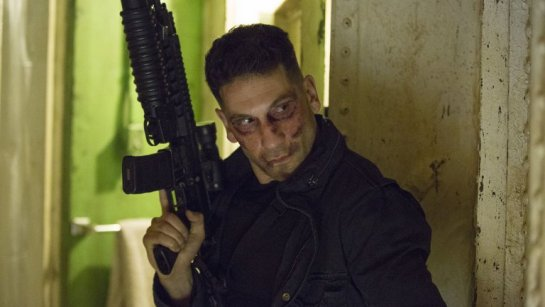 The Punisher tackles questions about the 2nd Amendment and the morality of heroes.