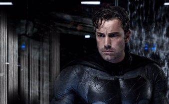 Ben Affleck is a brutal Batman.