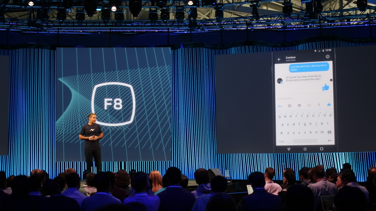 Face Front: A Look at Facebook's F8 Conference