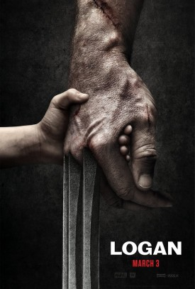 The first teaser poster for 'Logan'.