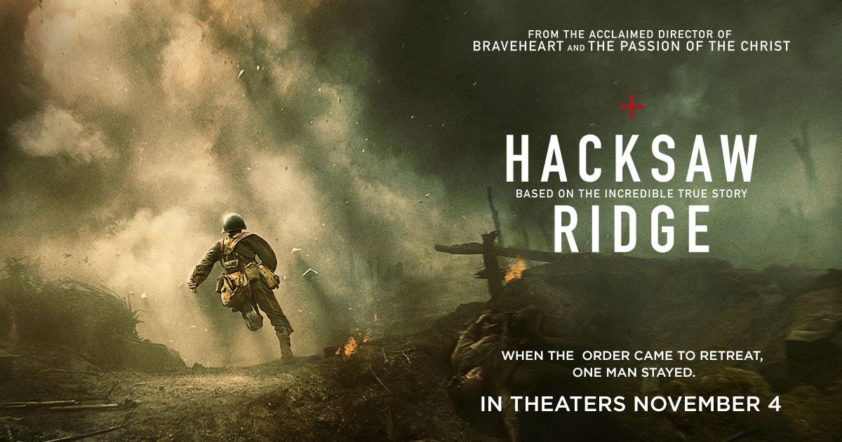 'Hacksaw Ridge' Review