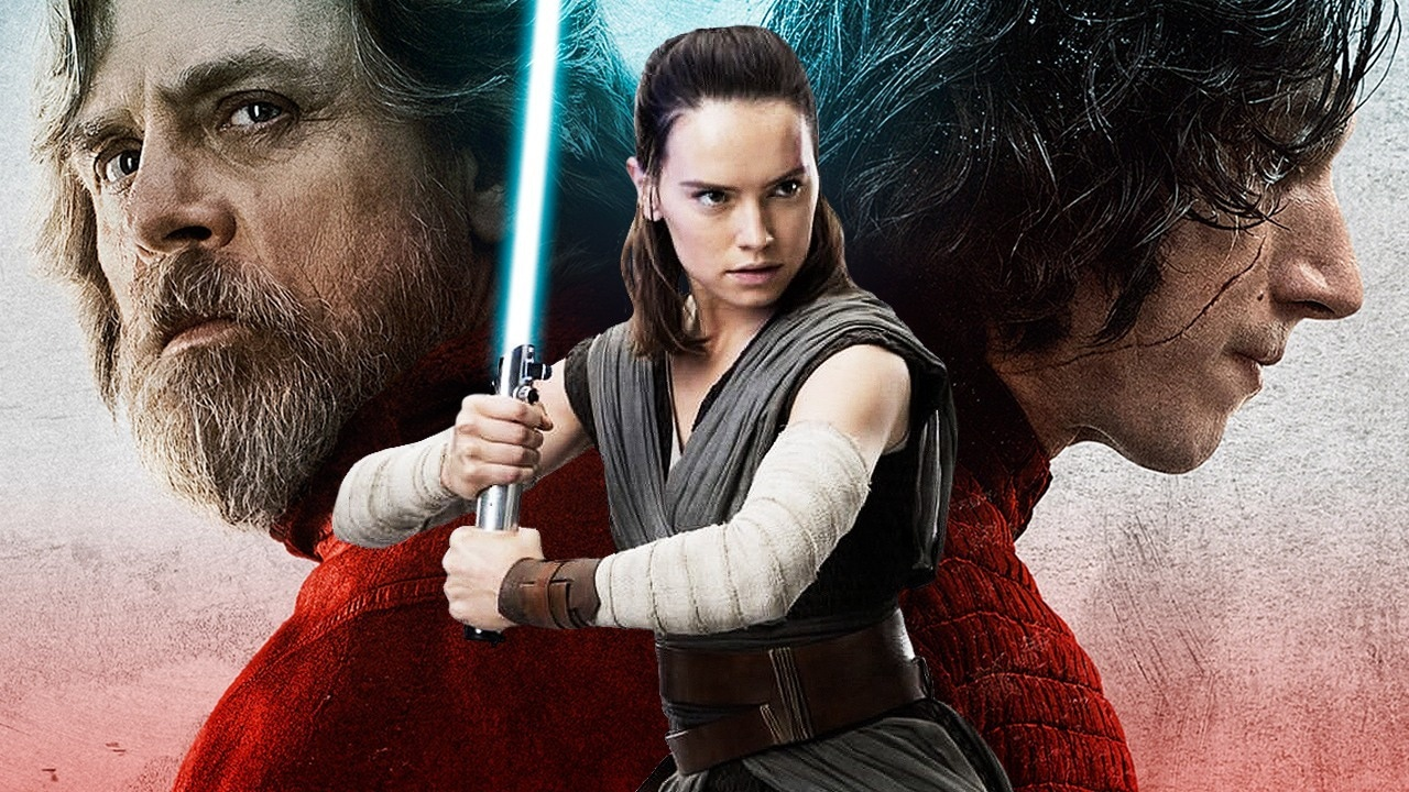How Humans Wield the Force in 'The Last Jedi'