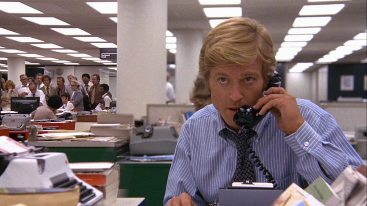 'All the President's Men' warned us about the political news media longago